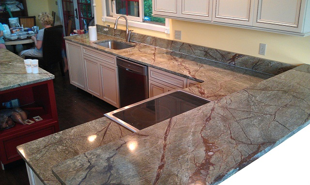 Ordinaire Marble U0026 Granite Countertops Backsplash Tile Fireplace Gallery RI MA  Providence Cranston